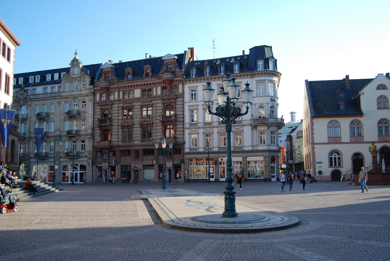 Way Wiesbaden