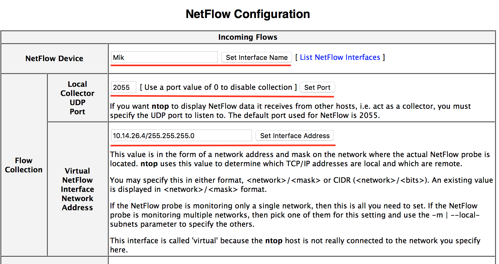 Mikrotik with NetFlow on FreeBSD – The Blog